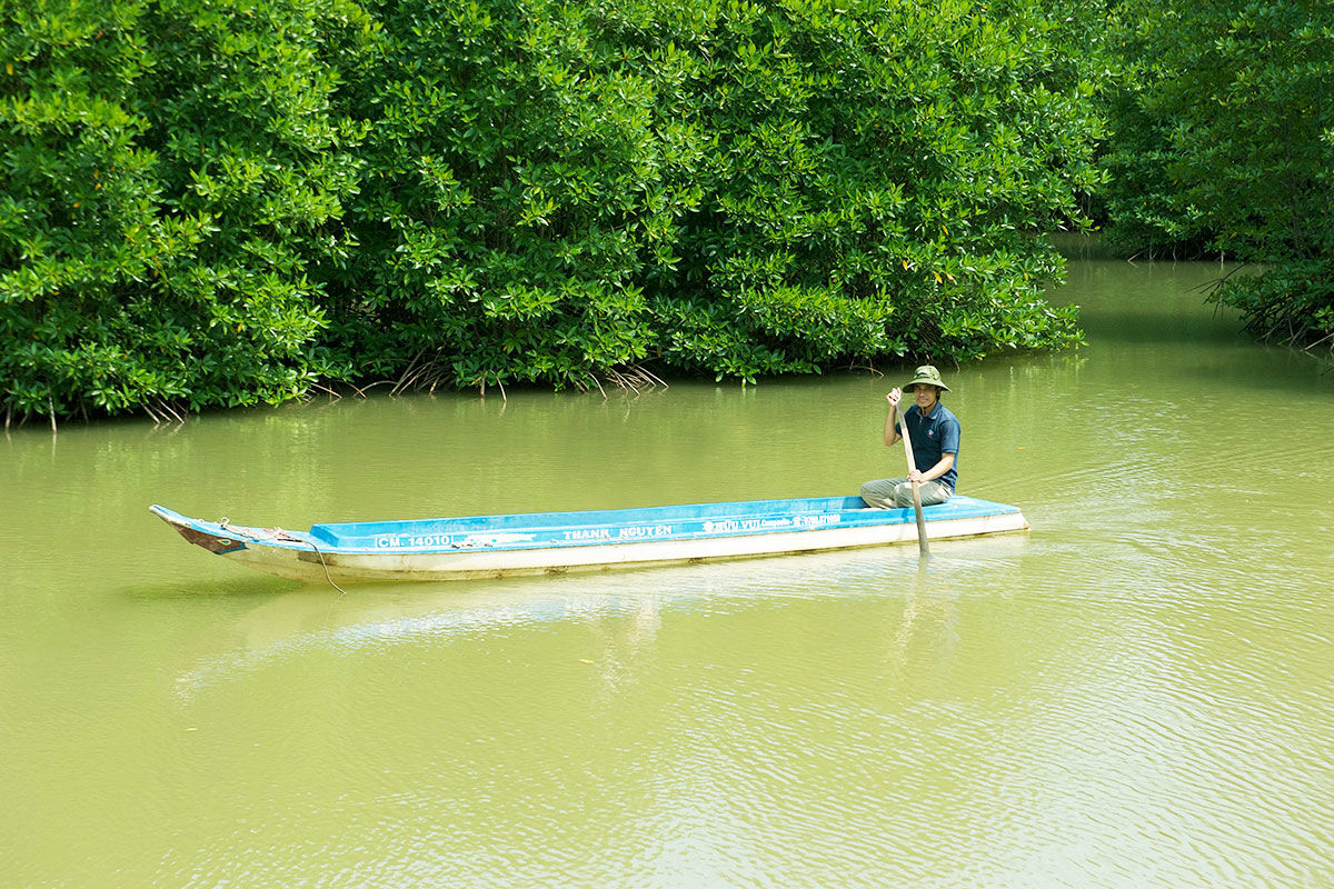 Farm Boat